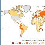 India Ranks 7th in Global Climate Risk Index 2021 of Germanwatch