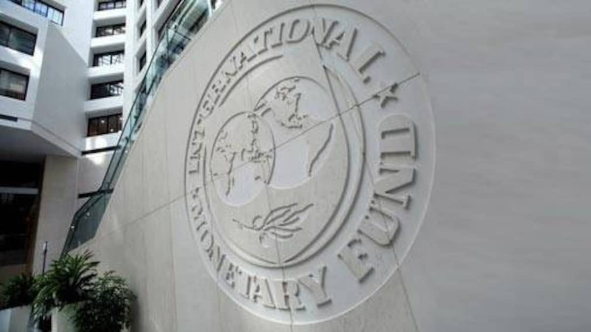 IMF revises India's growth forecast to -8% in FY21_40.1