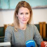 Kaja Kallas to become Estonia's first female prime minister