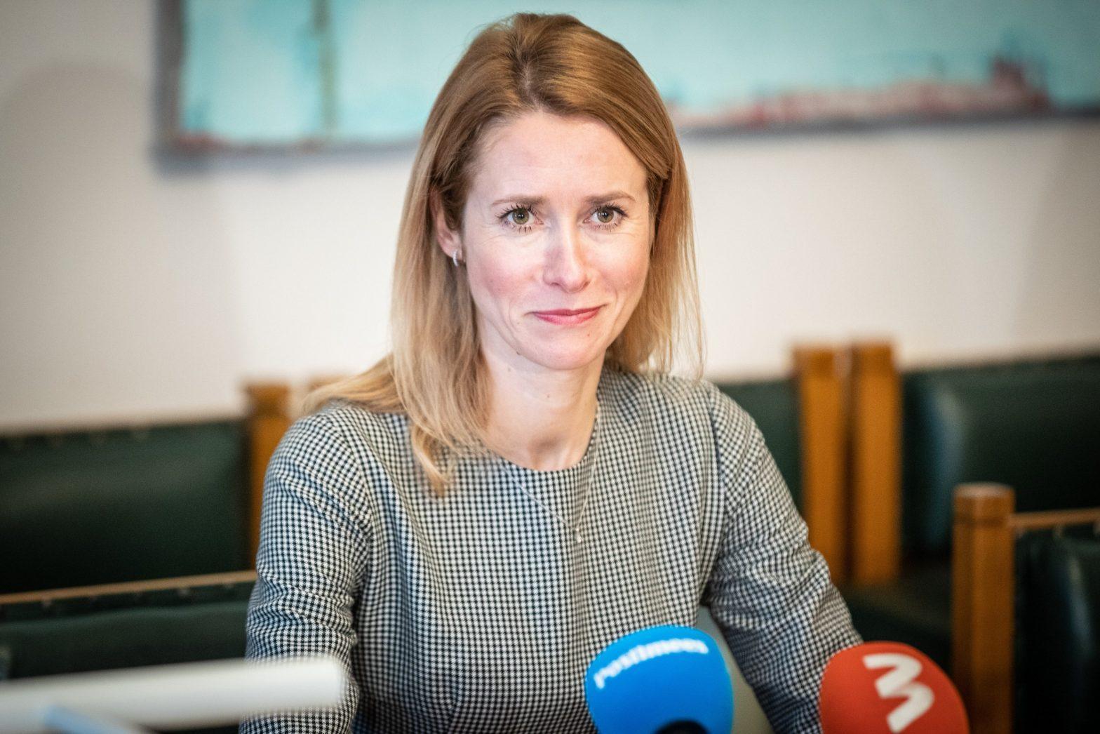 Kaja Kallas to become Estonia's first female prime minister_40.1