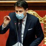 Italian Prime Minister Giuseppe Conte resigns