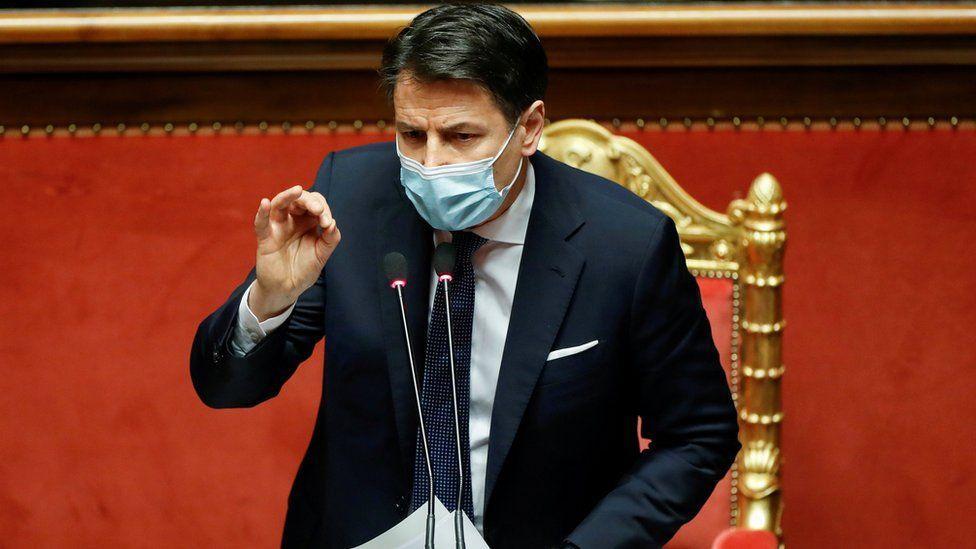 Italian Prime Minister Giuseppe Conte resigns_40.1
