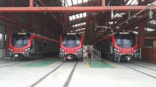 Lucknow metro becomes first to sanitise coaches using UV rays_40.1
