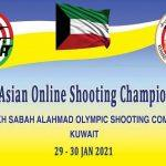 India top medals tally at first Asian Online Shooting Championship