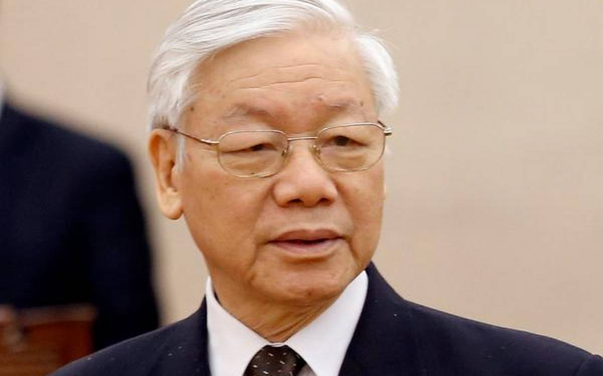 Nguyen Phu Trong re-elected as Chief of Vietnam for 3rd term_40.1