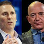 Andy Jassy set to replace Jeff Bezos as Amazon CEO