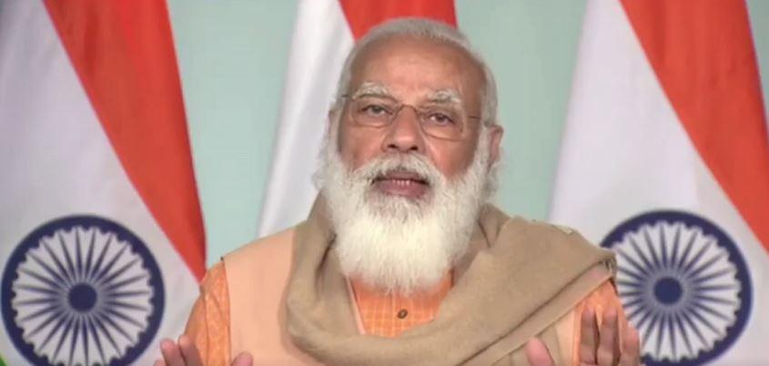 PM Modi Inaugurates Chauri Chaura Centenary Celebrations_40.1
