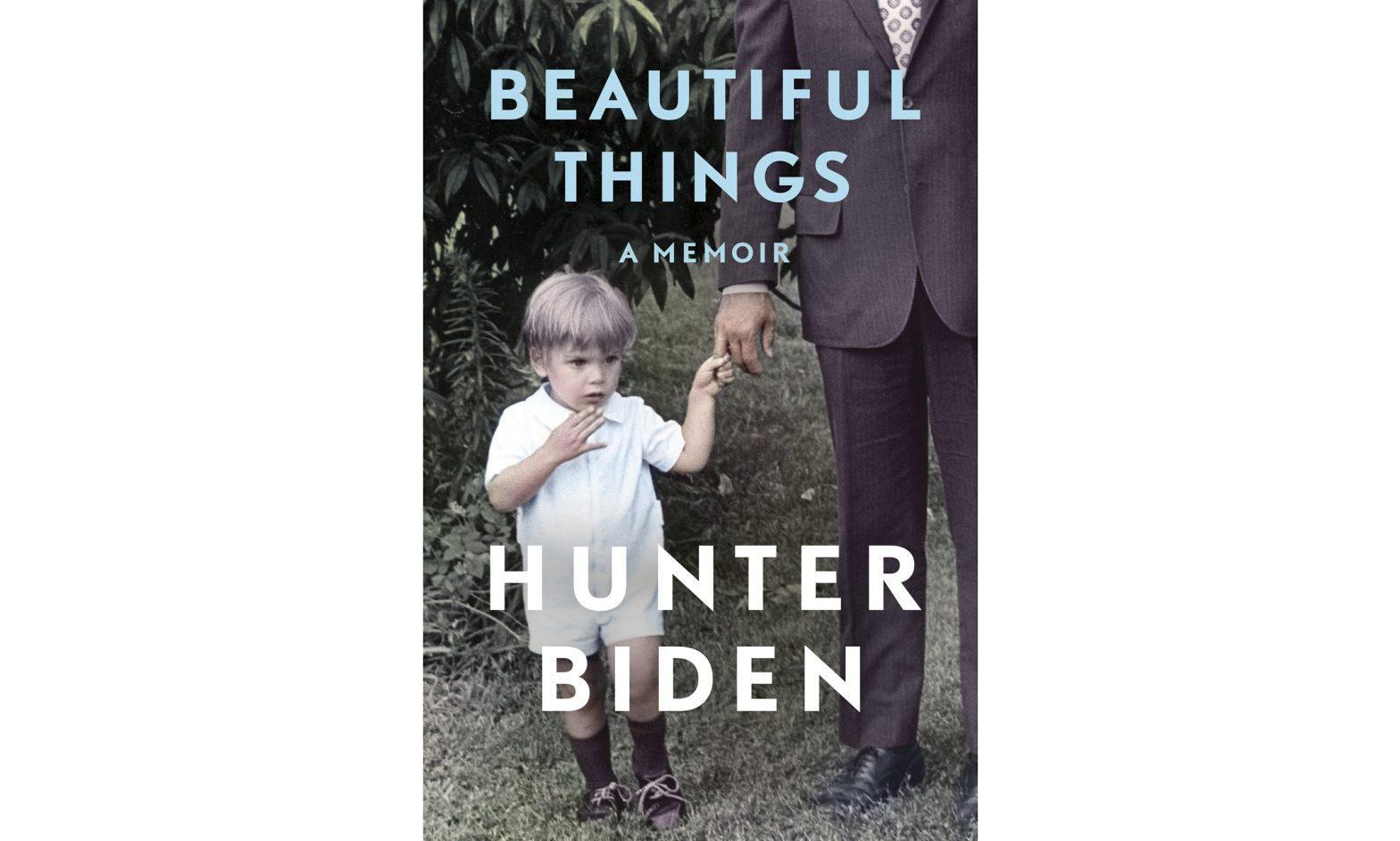 Hunter Biden to Release Memoir 'Beautiful Things'_40.1