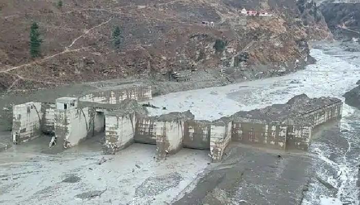 Uttarakhand Chamoli glacier burst_40.1
