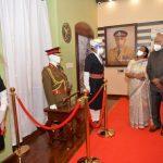 Ramnath Kovind Inaugurates Museum Dedicated to General KS Thimayya