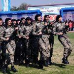First Women Team Inducted in CRPF's CoBRA Commando Unit