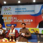 Centre Launches Official Website of India Toy Fair 2021