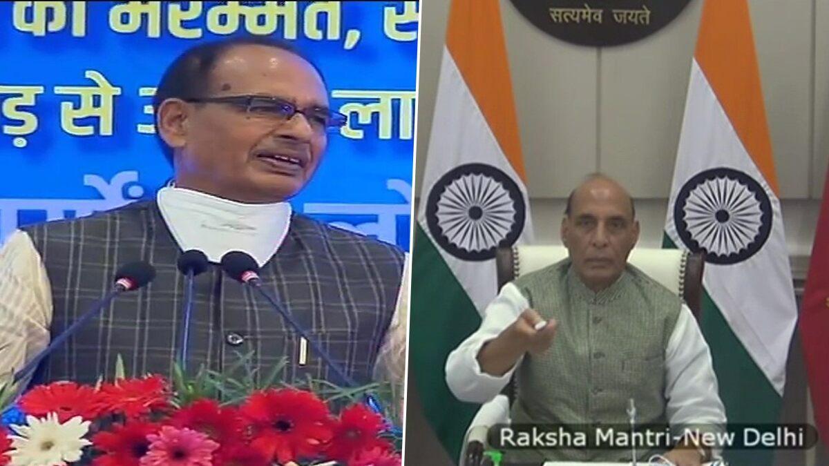 Rajnath Singh inaugurates 'Jalabhishekam' campaign in Madhya Pradesh_40.1