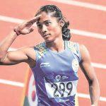Assam government appoints Hima Das as DSP