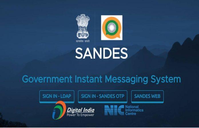 Centre Launches new Instant Messaging platform 'Sandes'_40.1