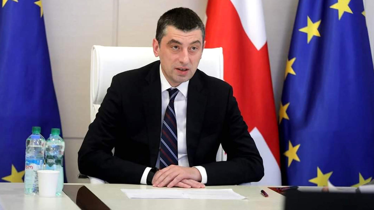 Georgian Prime Minister Giorgi Gakharia resigns_40.1