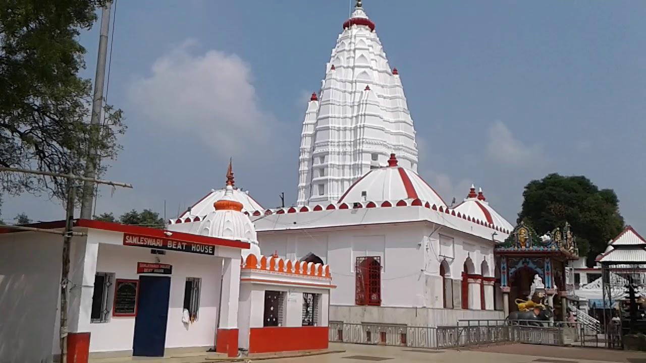 Odisha Govt announced Development Package for Maa Samaleswari Shrine_40.1