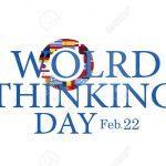 World Thinking Day: 22 February