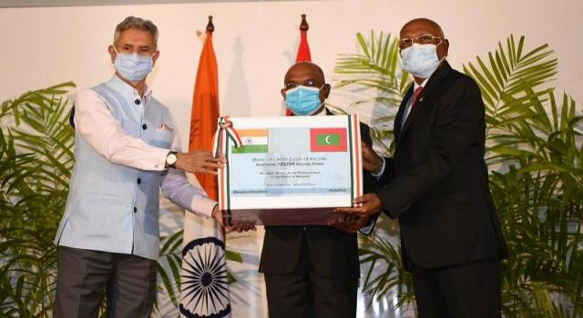 India & Maldives sign 5 deals to boost infrastructure_40.1