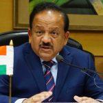 Dr Harsh Vardhan launches Mission Indradhanush 3.0