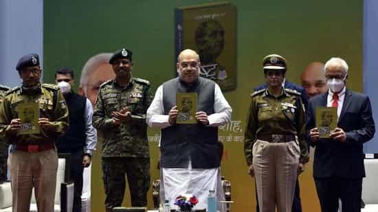 Home Minister released a book 'Rashtra Pratham – 82 varshon ki Swarnim Gatha'_40.1