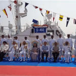 ICGS C-453 Interceptor boat commissioned  into services in Chennai