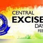 Central Excise Day: 24 February