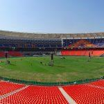 World's biggest cricket stadium set for first match