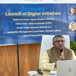 National Urban Digital Mission Launched by Centre