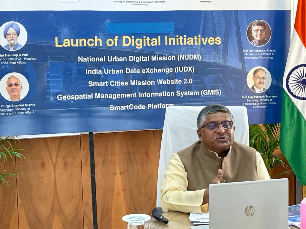 National Urban Digital Mission Launched by Centre_40.1