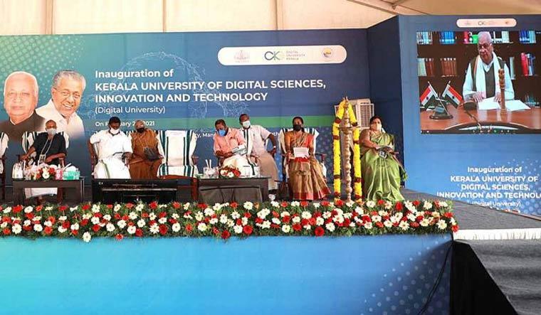 Kerala Governor Inaugurates India's First Digital University_40.1