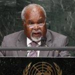 Papua New Guinea's first Prime Minister, Michael Somare, passes away