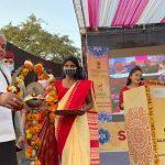 Saras Aajeevika Mela opens at Noida Haat