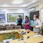Dr Harsh Vardhan inaugurates Global Bio India 2021