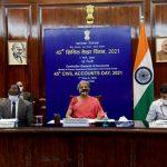 45th Civil Accounts Day celebrated on 01 March 2021