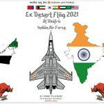 Indian Air Force to Participate in EX Desert FLAG VI