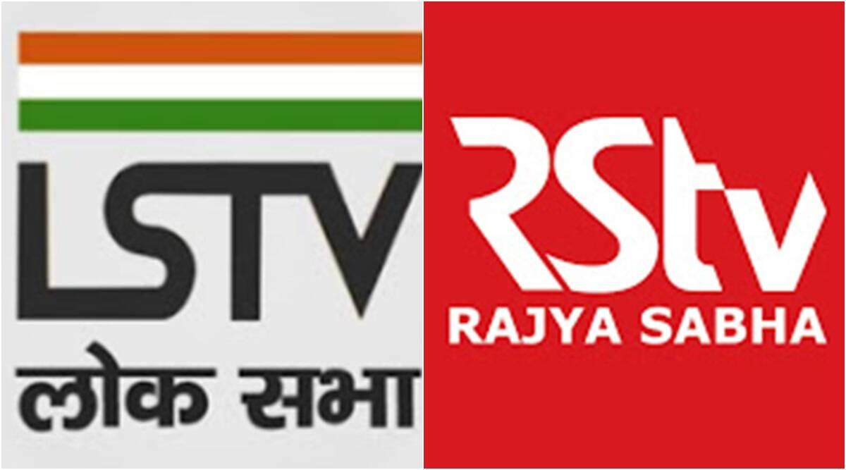 Lok Sabha TV and Rajya Sabha TV merged into Sansad TV_40.1