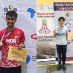 Indian shuttlers Varun, Malvika win Uganda International titles