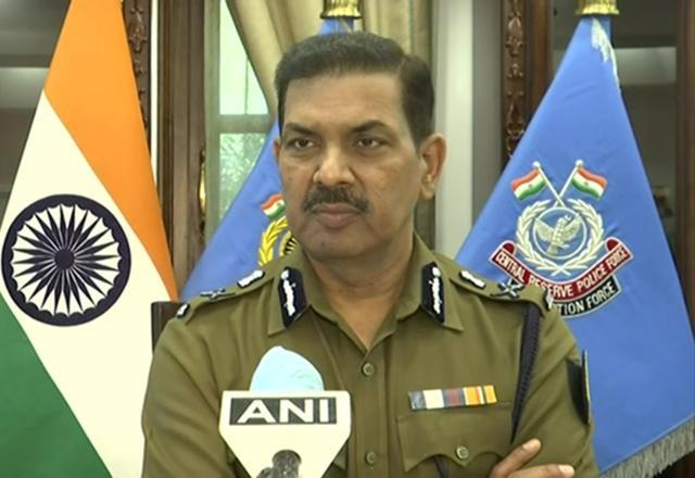 Kuldiep Singh takes additional charge as CRPF DG_40.1