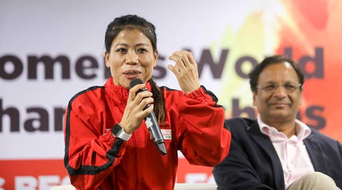 Mary Kom appointed chairperson of AIBA's champions and veterans committee_40.1