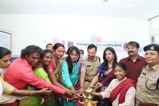 India's first 'Transgender Community Desk' opens in Telangana_40.1