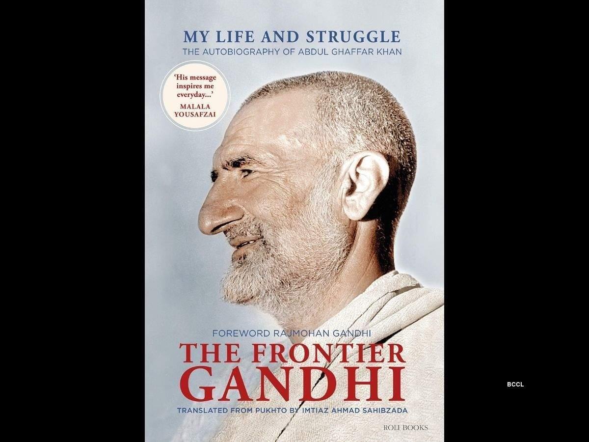 Frontier Gandhi's autobiography released in English_40.1