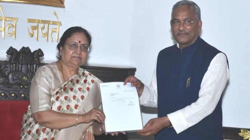 Uttarakhand CM Trivendra Singh Rawat resigns_40.1