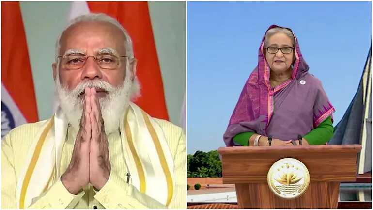 PM Narendra Modi inaugurates 'Maitri Setu' between India and Bangladesh_40.1