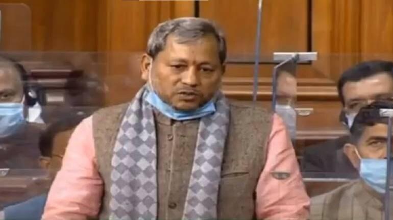 Tirath Singh Rawat becomes new Chief Minister of U'khand_40.1