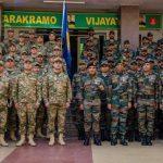 India-Uzbekistan joint military exercise DUSTLIK II commences in Ranikhet