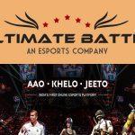 Ultimate Battle Founder- An Online eSports Platform