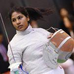 Bhavani Devi becomes first ever Indian fencer to qualify for Olympics