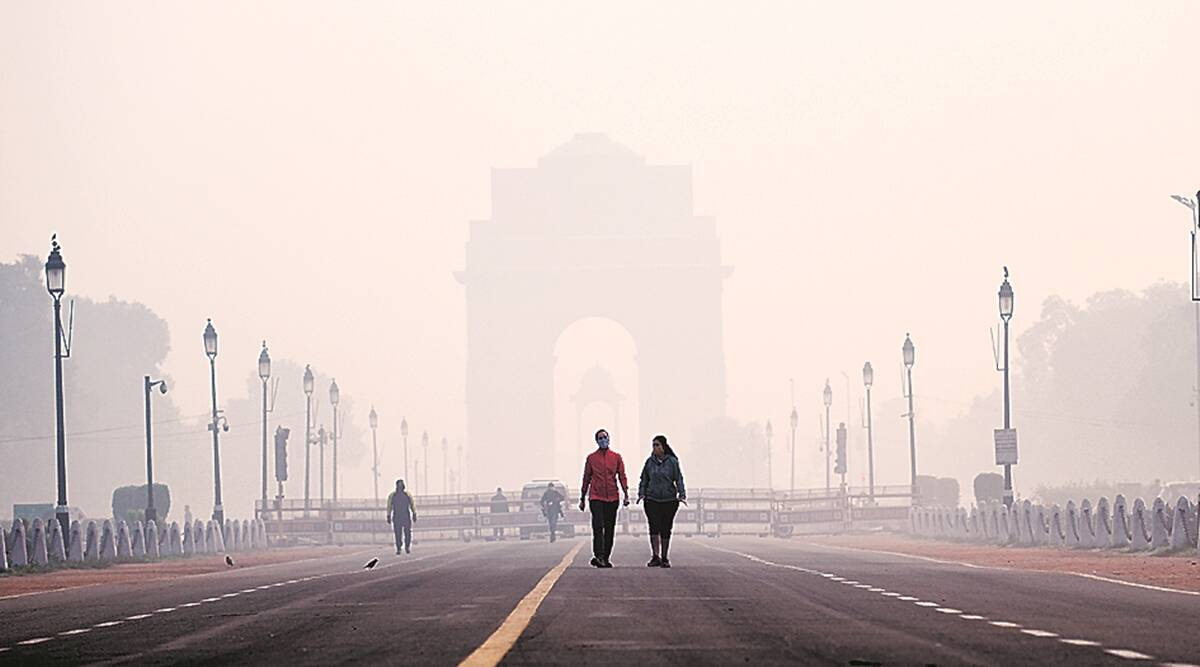 New Delhi Ranked as World's most polluted capital city_40.1