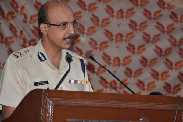 M. A. Ganapathy appointed Director General of National Security Guard_40.1